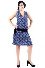 Dámské letní šaty z pružného materiálu  TT0024-0-174