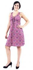 Dámské letní šaty z pružného materiálu  TT0024-0-178