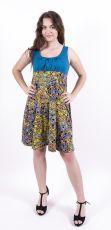 Dámské letní šaty z pružného materiálu  TT0024-0-158