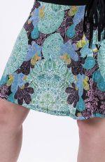 Dámské letní šaty - tunika - z pružného materiálu TT0024 0 160