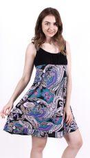 Dámské letní šaty z pružného materiálu  TT0024-0-161