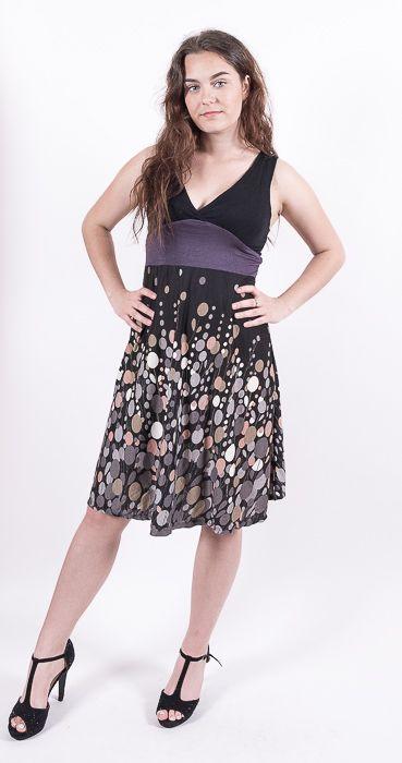 Dámské letní šaty - tunika - z pružného materiálu TT0024 0 155