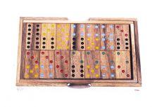 Dřevěné domino  TD0049