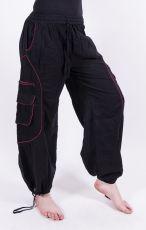 Kalhoty TEARS (unisex), měkčená letní bavlna (004)