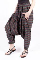 Kalhoty turecké GOLD, bavlna Nepál  NT0096-03-011