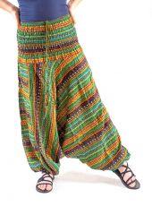 Kalhoty turecké harémové ORIGIN viskóza Thajsko (169)