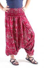 Kalhoty turecké harémové ORIGIN viskóza Thajsko (162)