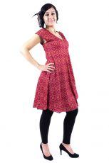 Letní šaty - tunika z pružného materiálu TT0024-05-016