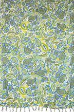 Sarong - plážový šátek (pareo) z Indonésie  IT0001-01-153