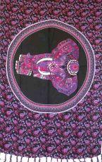 Sarong - plážový šátek (pareo) z Indonésie  IT0001-01-157