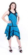 Šaty LAYLA - 100% bavla z Nepálu  NT0048-91-001