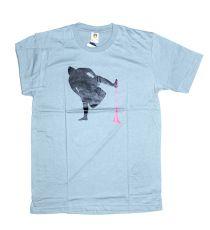 Tričko atraktivním potiskem velikost L Rocky Collection (133)