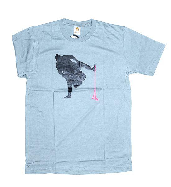 Tričko atraktivním potiskem velikost L Rocky Collection TT0025 133