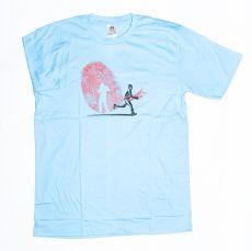 Tričko atraktivním potiskem velikost L Rocky Collection (134)