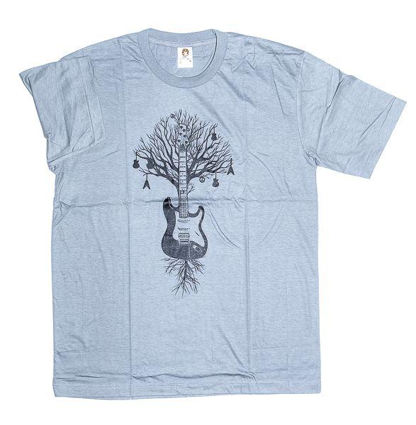 Tričko atraktivním potiskem velikost L Rocky Collection TT0025 136