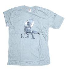 Tričko atraktivním potiskem velikost L Rocky Collection (137)