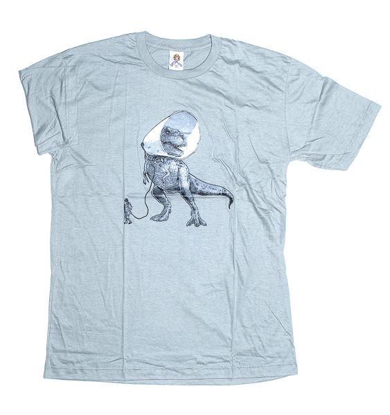 Tričko atraktivním potiskem velikost L Rocky Collection TT0025 137