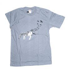 Tričko atraktivním potiskem velikost L Rocky Collection (139)