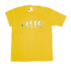 Tričko atraktivním potiskem velikost L Rocky Collection (125)