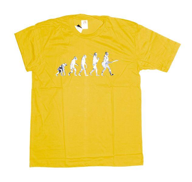 Tričko atraktivním potiskem velikost L Rocky Collection TT0025 125