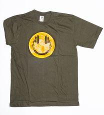 Tričko atraktivním potiskem to  L Rocky Collection (144)