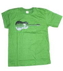 Tričko atraktivním potiskem velikost L Rocky Collection (146)