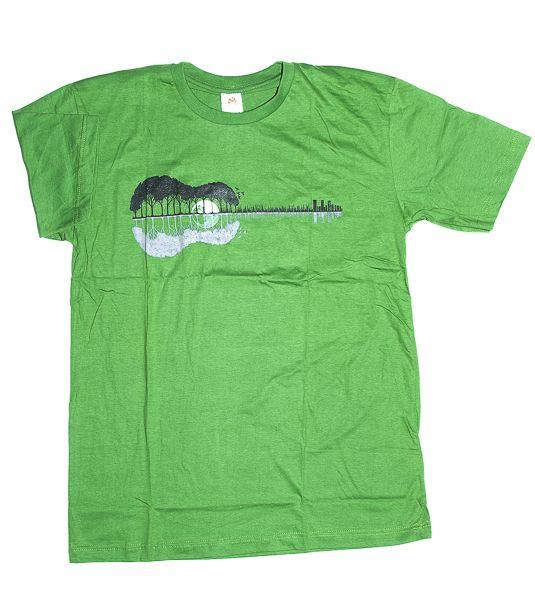 Tričko atraktivním potiskem velikost L Rocky Collection TT0025 146