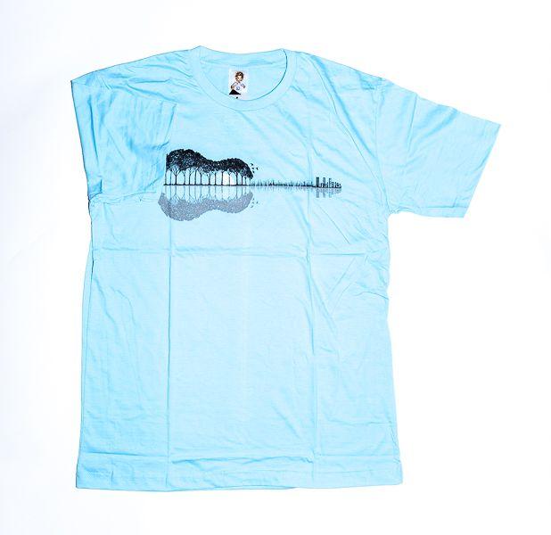 Tričko atraktivním potiskem velikost L Rocky Collection TT0025 131
