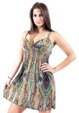 Atraktivní dámské letní šaty a overaly,  kusová výroba a originální design