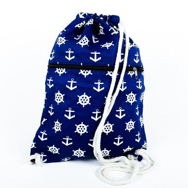 Batoh - Gym Bag z kanvasu TT0105 00 014