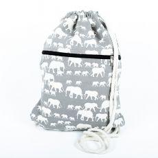 Batoh - Gym Bag z kanvasu  TT0105-00-017