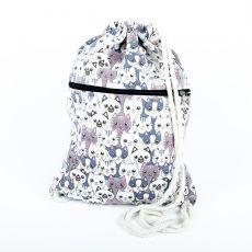 Batoh - Gym Bag z kanvasu  TT0105-00-019
