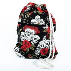 Batoh - Gym Bag z kanvasu  TT0105-00-023