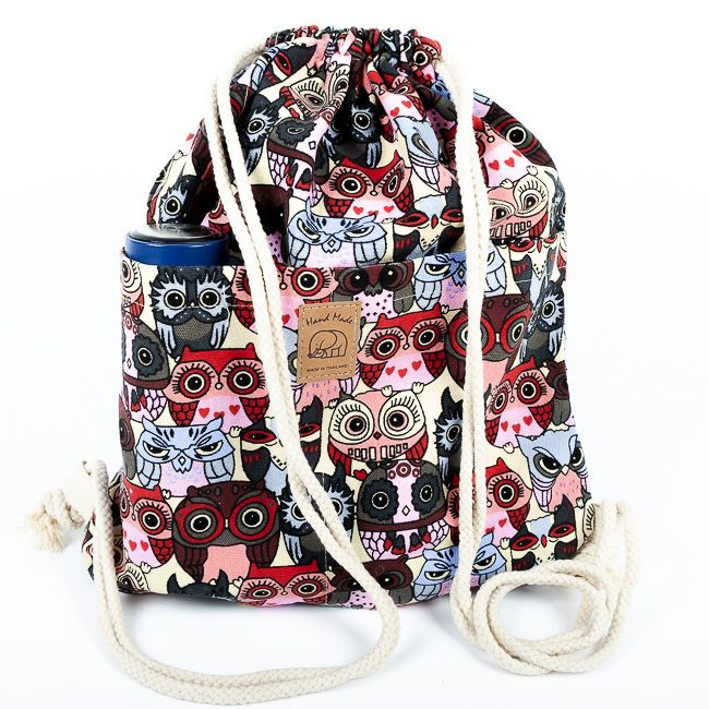 Batoh - Gym Bag z kanvasu TT0105 03 006