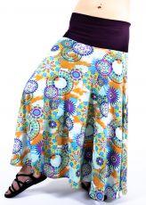 Dámská dlouhá sukně LOLA LONG z letního materiálu  TT0100-01-112
