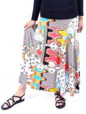 Dámská dlouhá sukně LOLA LONG z letního materiálu  TT0100-01-103