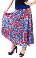 Dámská dlouhá sukně LOLA LONG z letního materiálu  TT0100-01-105