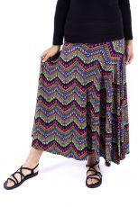 Dámská dlouhá sukně LOLA LONG z letního materiálu  TT0100-01-106