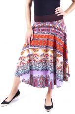 Dámská dlouhá sukně LOLA LONG z letního materiálu  TT0100-01-107