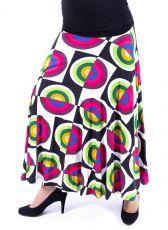 Dámská dlouhá sukně LOLA LONG z letního materiálu  TT0100-01-101
