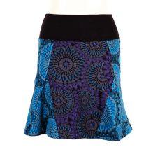 Dámská letní krátká sukně RIMINI, bavlna Nepál  NT0101-13-003