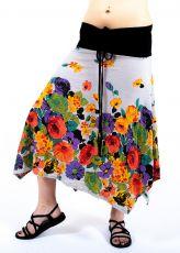 Dámská letní sukně / šaty s potiskem  TT0024-00-051