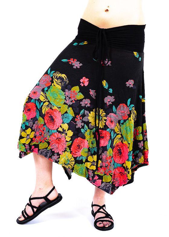 Dámská letní sukně / šaty s potiskem TT0024 00 052