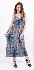 Dámské Letní šaty COMET LONG  TT0023-05-043