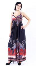 Dámské Letní šaty COMET LONG  TT0023-05-044