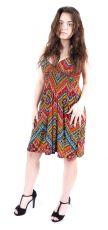 Dámské letní šaty COMET TT0023-00-110