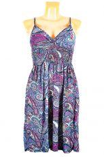 Dámské letní šaty COMET TT0023-00-114