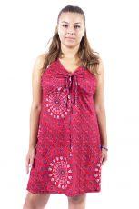 Dámské letní šaty z pružného materiálu  TT0024-0-179