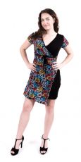 Dámské letní šaty z pružného materiálu  TT0024-0-189