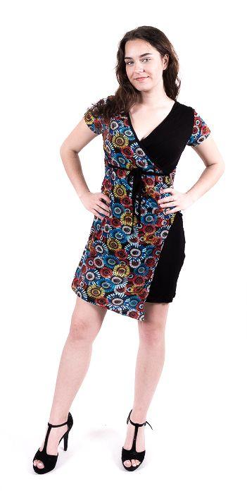 Dámské letní šaty - tunika - z pružného materiálu TT0024 0 189